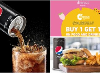 Pepsi Black Beautifulfoodie CyberHub 2.0