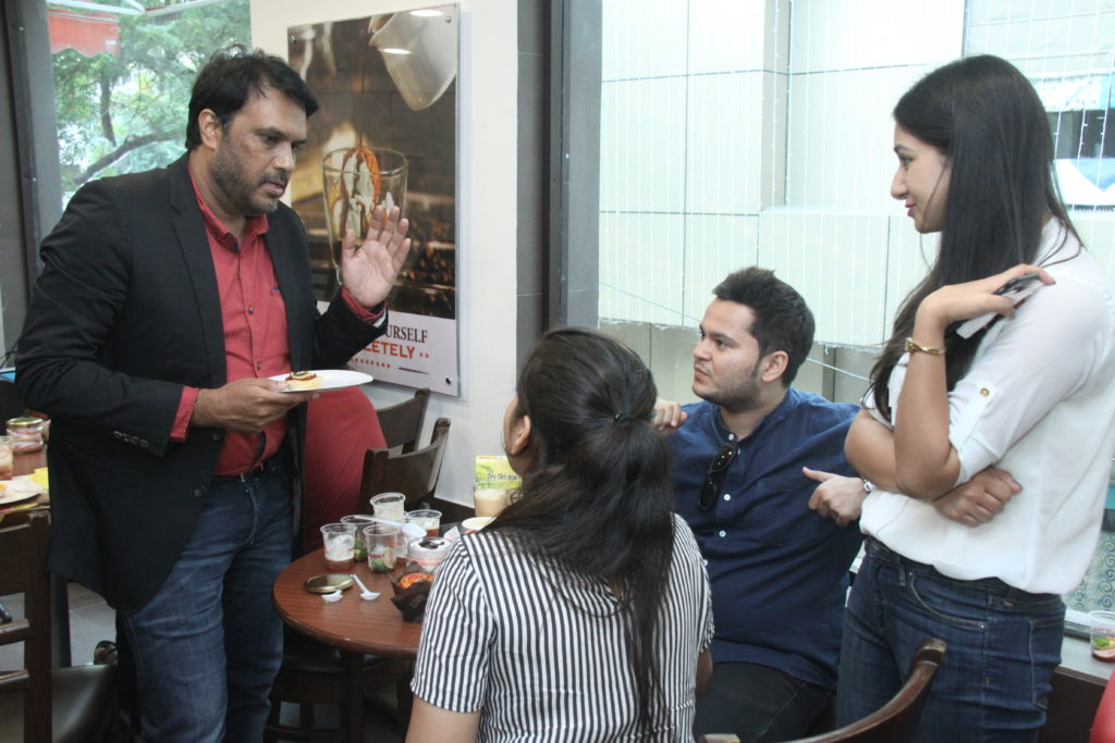 Beautifulfoodie Chit Chat With Mr Masoor Ali